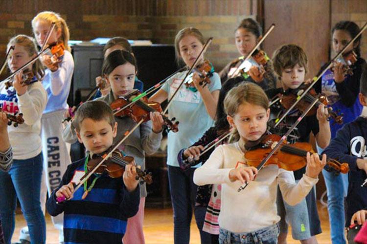 Camp Centerland Children to Children Interactive Concert