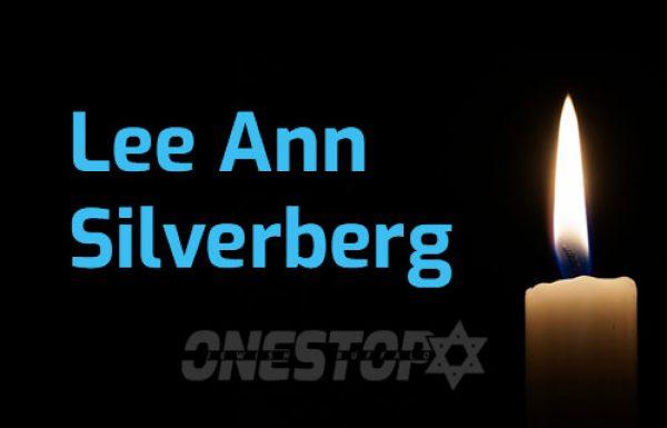 LEE ANN SILVERBERG
