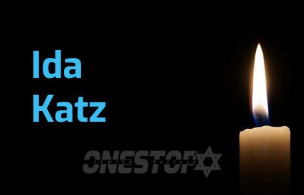 Ida Katz