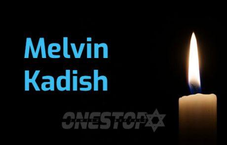 MELVIN KADISH