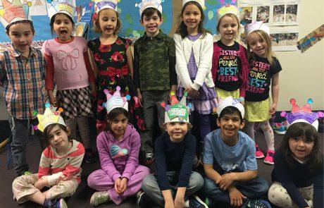 Kadimah Academy Chanukah Celebration
