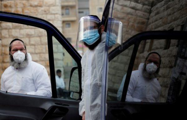 Israeli Inmates to Mass Produce Protective Face Masks